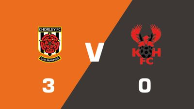 Highlights: Chorley vs Kidderminster Harriers