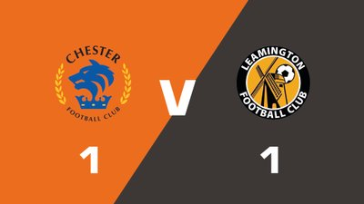 Highlights: Chester vs Leamington
