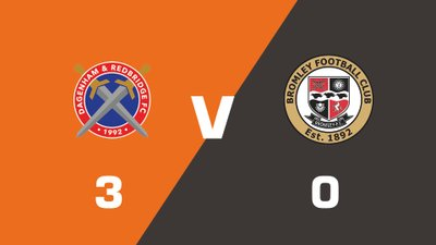 Highlights: Dagenham & Redbridge vs Bromley