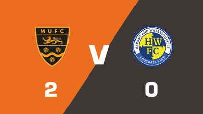 Highlights: Maidstone United vs Havant & Waterlooville