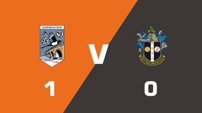 Highlights: Maidenhead United vs Sutton United