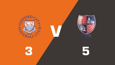 Highlights: Oxford City vs Hampton & Richmond Borough