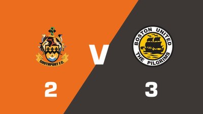 Highlights: Southport vs Boston United