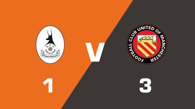 Highlights: AFC Telford United vs FC United Of Manchester