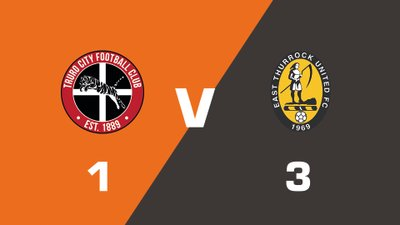 Highlights: Truro City vs East Thurrock United