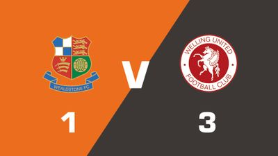 Highlights: Wealdstone vs Welling United