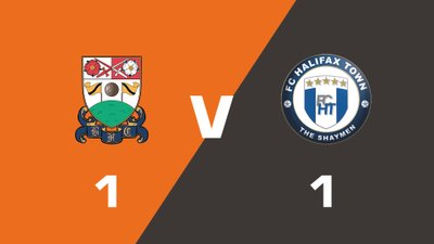 Highlights: Barnet vs FC Halifax Town