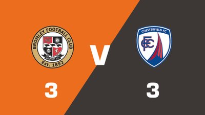 Highlights: Bromley vs Chesterfield