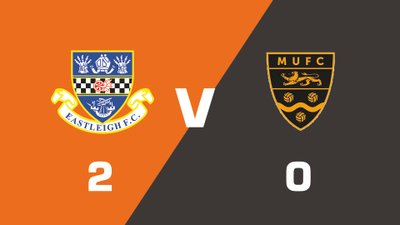 Highlights: Eastleigh vs Maidstone United