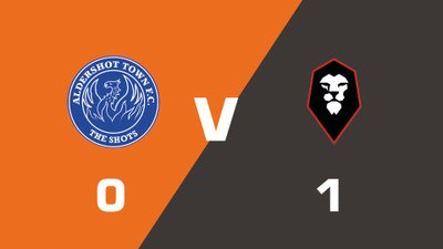 Highlights: Aldershot Town vs Salford City