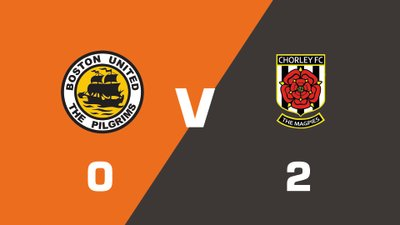 Highlights: Boston United vs Chorley