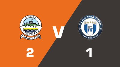 Highlights: Dover Athletic vs FC Halifax Town