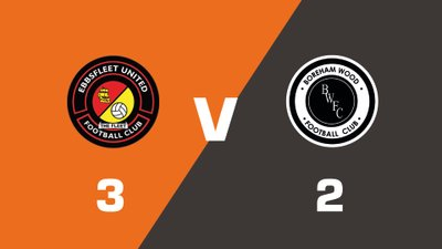 Highlights: Ebbsfleet United vs Boreham Wood