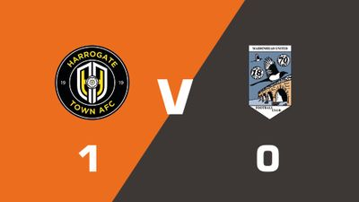 Highlights: Harrogate Town vs Maidenhead United