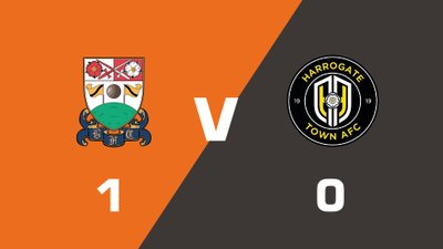 Highlights: Barnet vs Harrogate Town