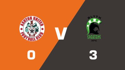 Highlights: Ashton United vs Blyth Spartans