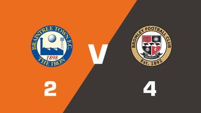 Highlights: Braintree Town vs Bromley