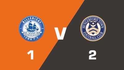 Highlights: Billericay Town vs Hungerford Town