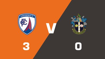 Highlights: Chesterfield vs Sutton United
