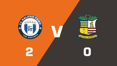 Highlights: FC Halifax Town vs Solihull Moors