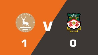 Highlights: Hartlepool United vs Wrexham