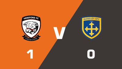 Highlights: Hereford vs Guiseley