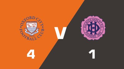 Highlights: Oxford City vs Dulwich Hamlet