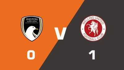 Highlights: Weston-super-Mare AFC vs Welling United