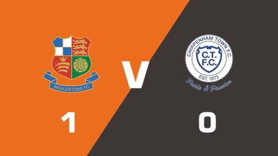 Highlights: Wealdstone vs Chippenham Town
