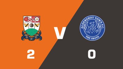 Highlights: Barnet vs Aldershot Town