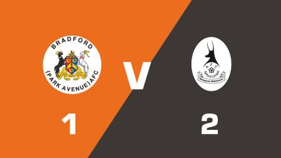 Highlights: Bradford (Park Avenue) vs AFC Telford United