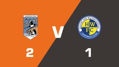 Highlights: Maidenhead United vs Havant & Waterlooville