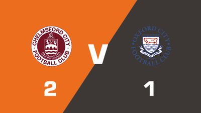 Highlights: Chelmsford City vs Oxford City
