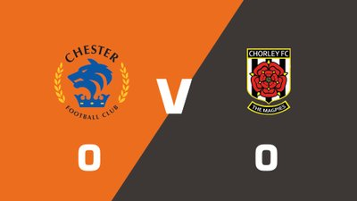 Highlights: Chester vs Chorley