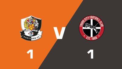 Highlights: Dartford vs Truro City