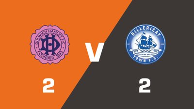 Highlights: Dulwich Hamlet vs Billericay Town