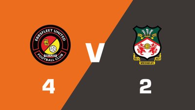Highlights: Ebbsfleet United vs Wrexham