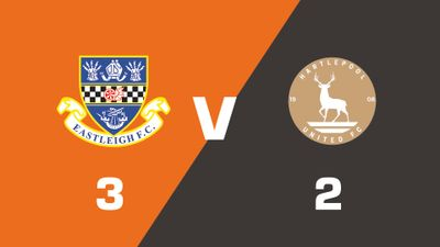 Highlights: Eastleigh vs Hartlepool United