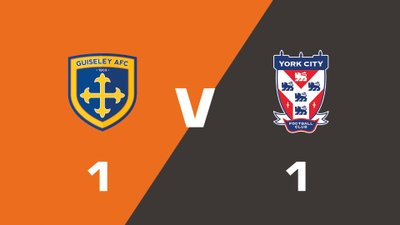 Highlights: Guiseley vs York City