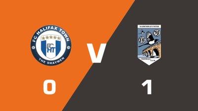 Highlights: FC Halifax Town vs Maidenhead United