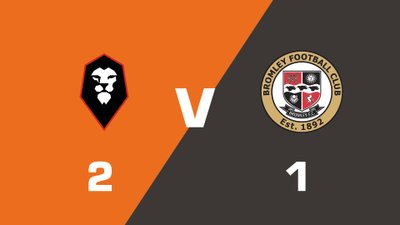 Highlights: Salford City vs Bromley