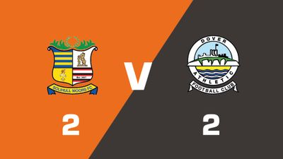 Highlights: Solihull Moors vs Dover Athletic