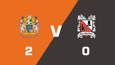 Highlights: Stockport County vs Darlington