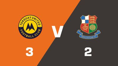 Highlights: Torquay United vs Wealdstone
