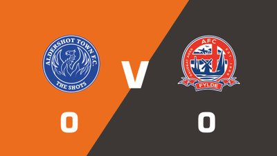 Highlights: Aldershot Town vs AFC Fylde