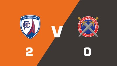 Highlights: Chesterfield vs Dagenham & Redbridge