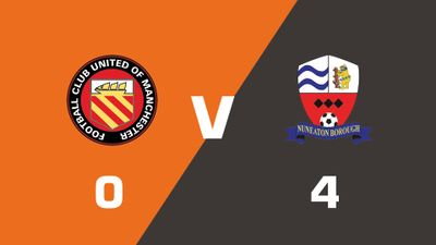 Highlights: FC United Of Manchester vs Nuneaton Borough