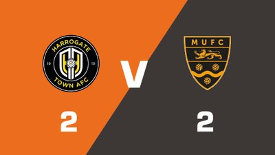 Highlights: Harrogate Town vs Maidstone United