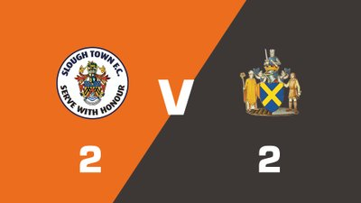 Highlights: Slough Town vs St Albans City