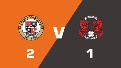 Highlights: Bromley vs Leyton Orient